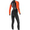 ORCA Openwater Core triathlon kleding Dames oranje/zwart